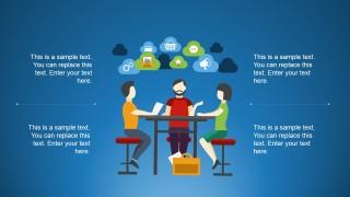 Office Meeting Slide Design
