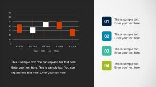 Data Driven Candlestick Chart for PowerPoint