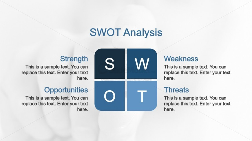 Swot analysis powerpoint template ios design slidemodel swot analysis powerpoint template ios design ppt swot analysis powerpoint template toneelgroepblik Choice Image