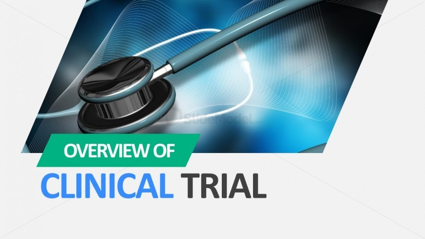 Clinical Trial PowerPoint Template Overview
