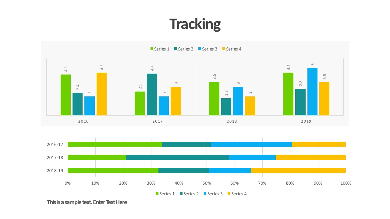 Marketing Campaigns Dashboard PowerPoint Templates