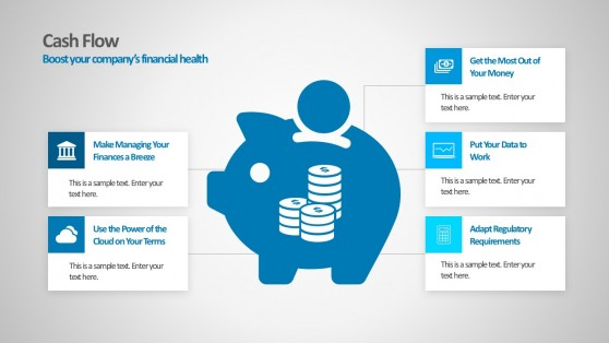 Boost Company Financial Health PowerPoint Templates