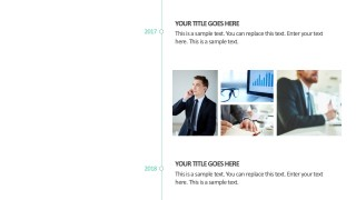 Image Timeline For PowerPoint Presentations