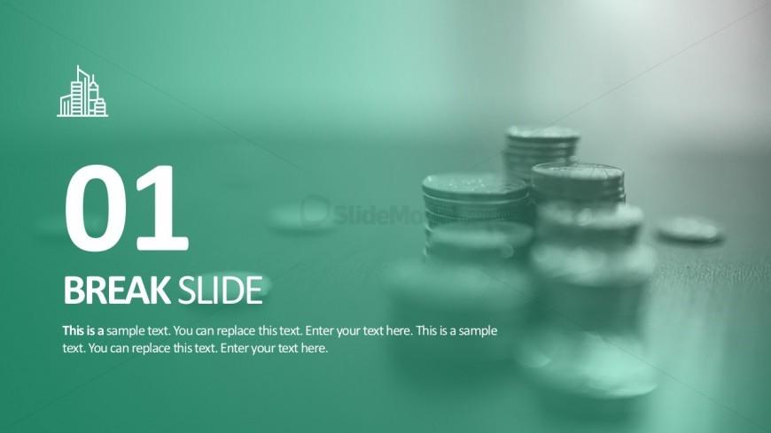 Business PowerPoint Template Design Slides