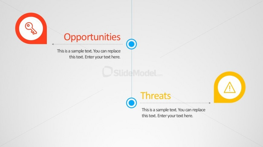 SWOT Timeline PowerPoint Templates For Business