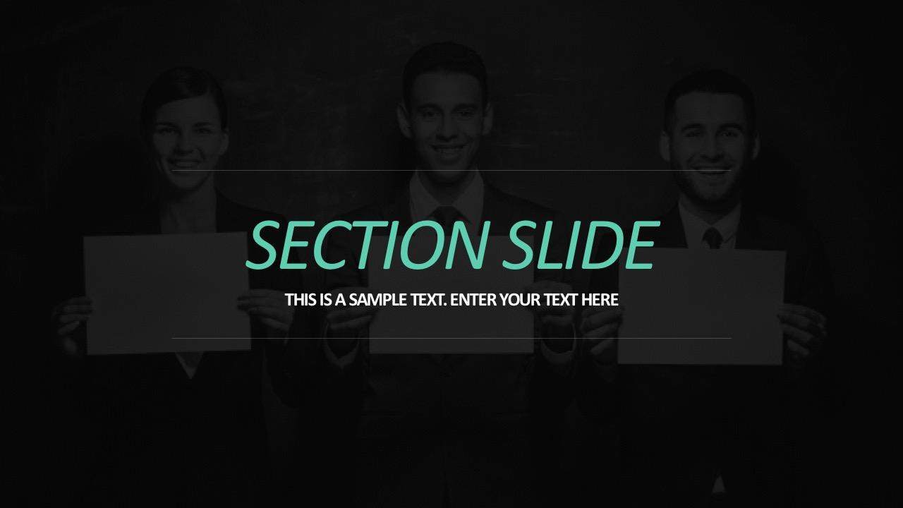 Editable Dark Template template Background