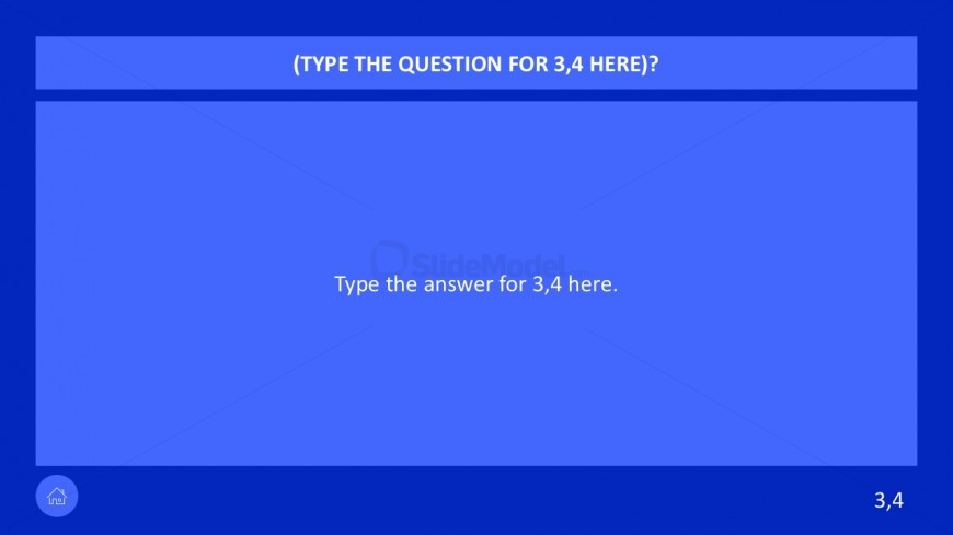 Classroom Question Game PowerPoint Slides