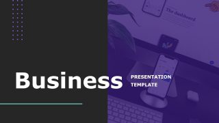 Business Proposal Presentation Cover