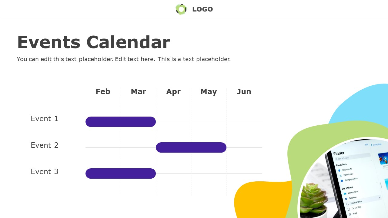 Event Management Timeline Template