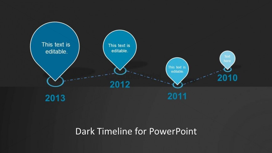 Timeline Template For Powerpoint 2010
