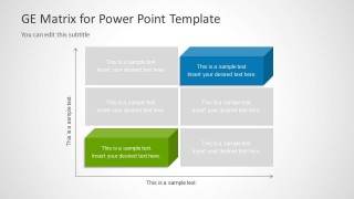 ge matrix for powerpoint  slidemodel, Templates