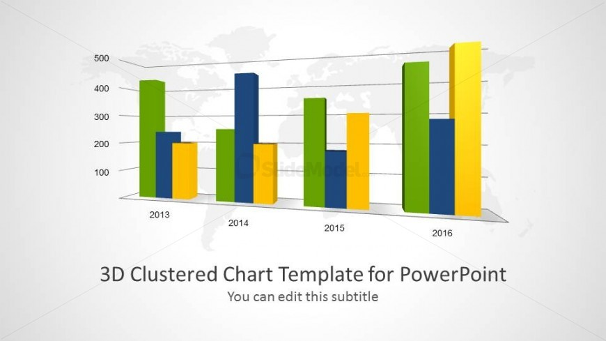 Free Powerpoint Graph Templates