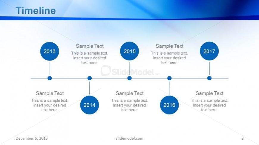 Corporate timeline slide design for powerpoint slidemodel corporate timeline slide design for powerpoint return to blue company profile business powerpoint template accmission Choice Image