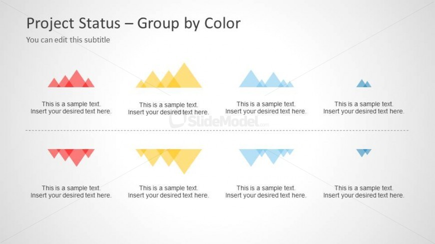 6093 01 project status powerpoint template 7 slidemodel