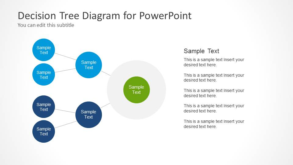Decision Tree Diagram For Powerpoint