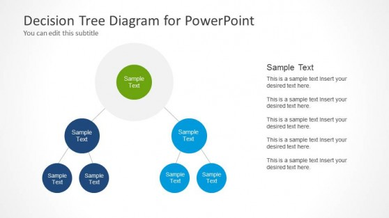 top  decision tree powerpoint templatesdecision tree diagram for powerpoint  not