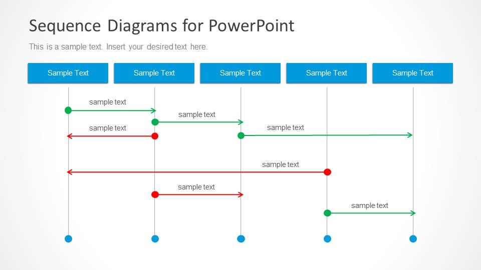 Sequence Diagrams for PowerPoint - SlideModel