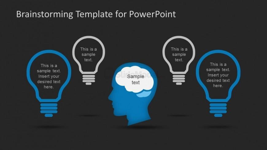 PowerPoint Brainstorming Ideas Presentation