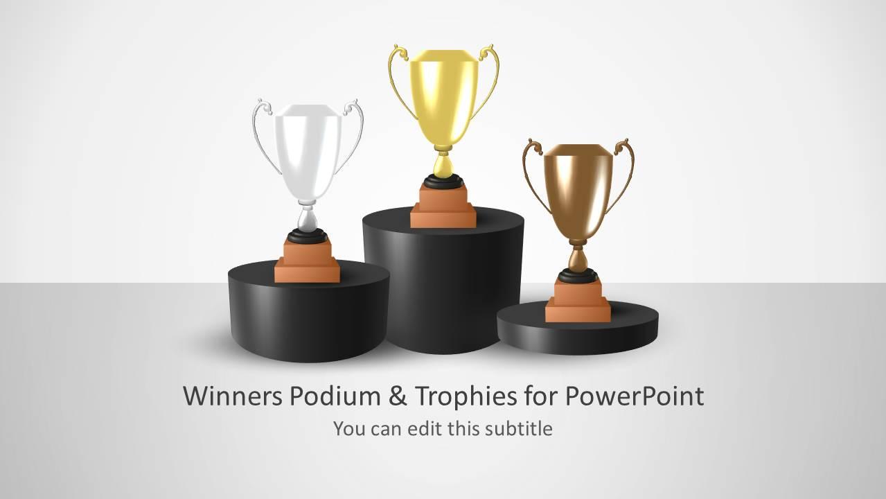 podium powerpoint templates, Presentation templates
