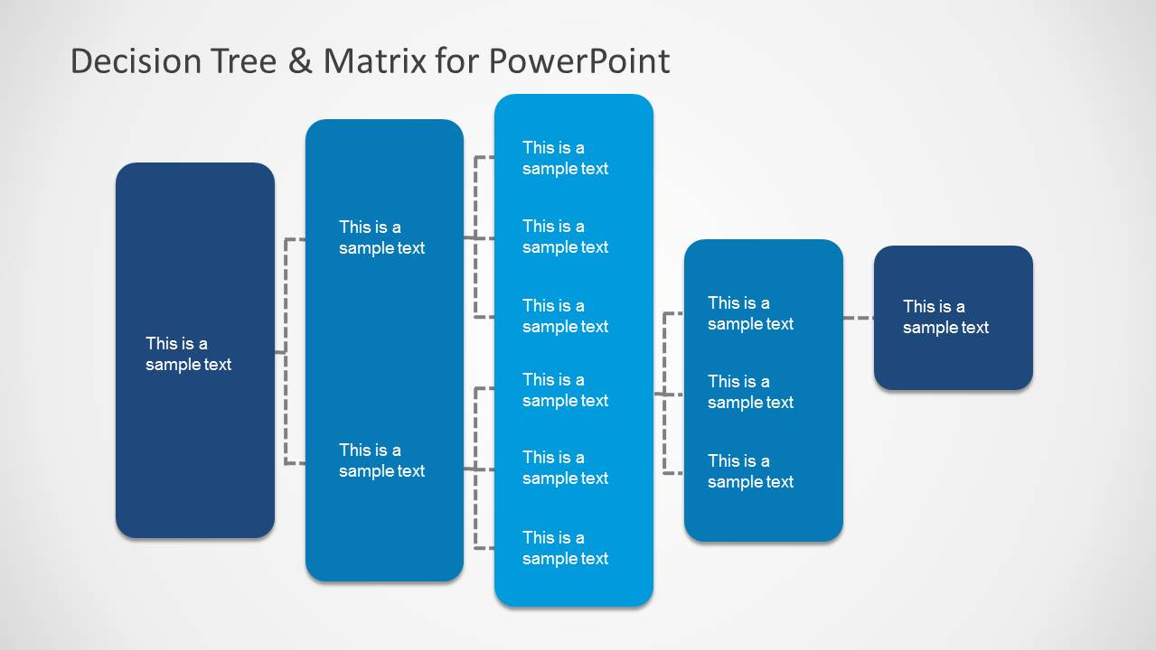 Decision Tree PowerPoint Templates – Decision Tree Template