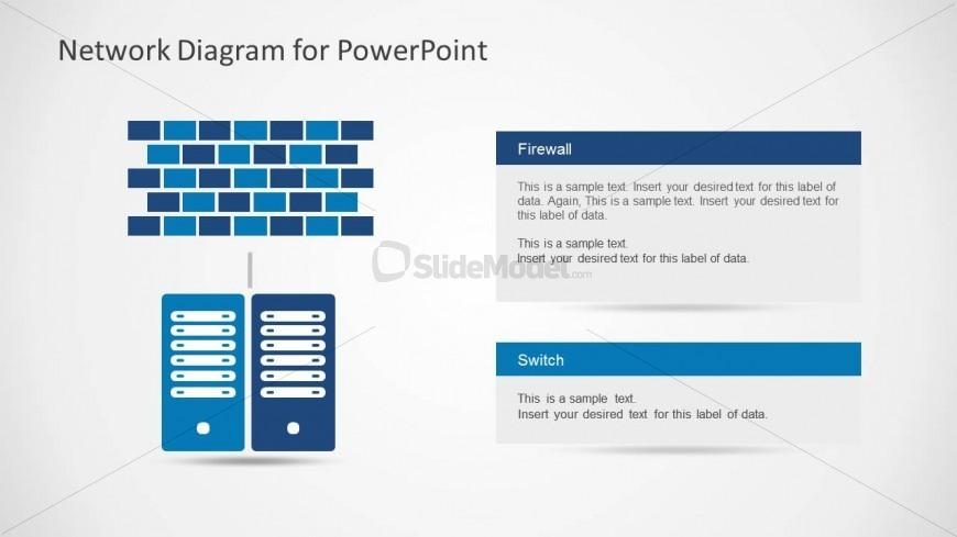 6177 02 Network Diagram Template Powerpoint 4 Slidemodel
