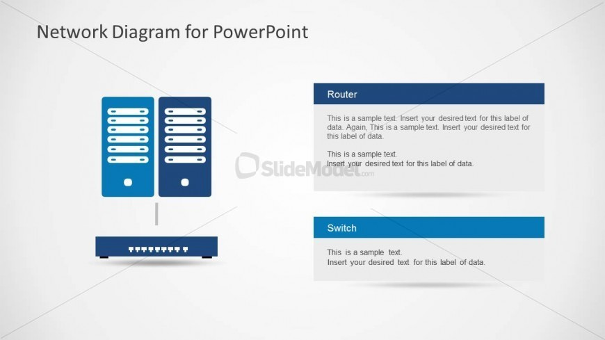 6177-02-network-diagram-template-powerpoint-8 - slidemodel, Modern powerpoint