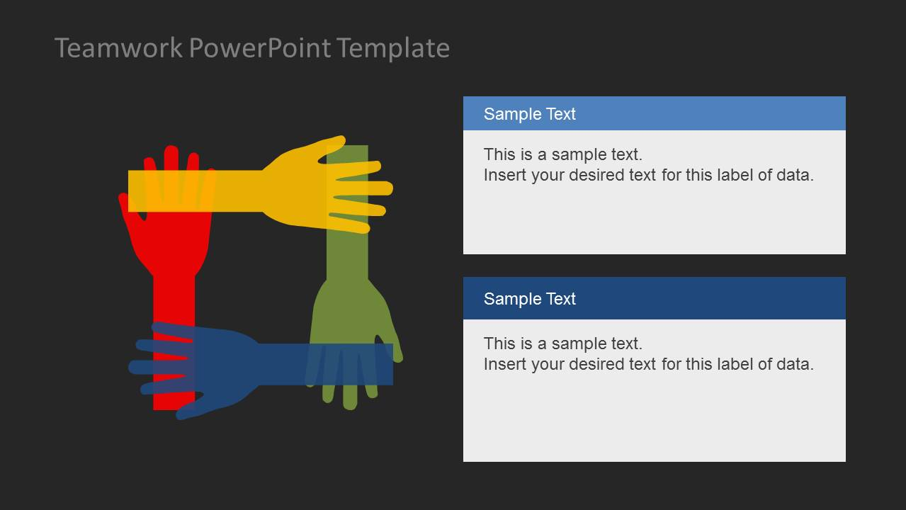 teamwork powerpoint template