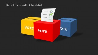 ballot powerpoint template slidemodel