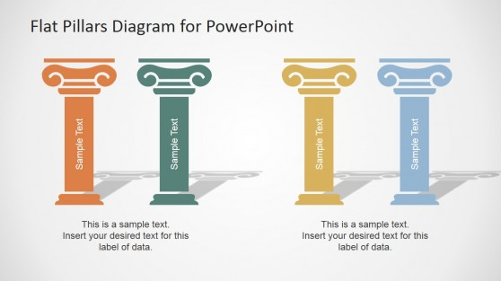Group Pillar PowerPoint Design