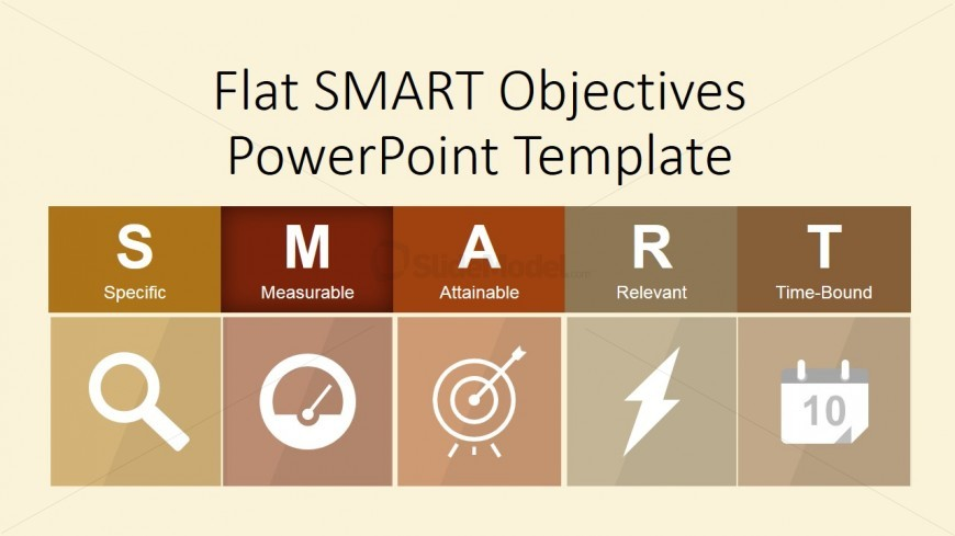 PowerPoint Slide SMART Objectives Cover