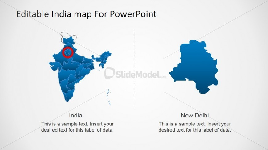 6277 02 india map 4 870x489 Top Result 60 New India Map Ppt Template Photography 2017 Gst3