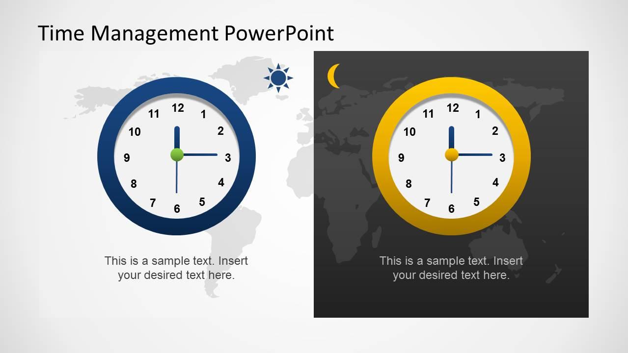 Time Management PowerPoint Template - SlideModel