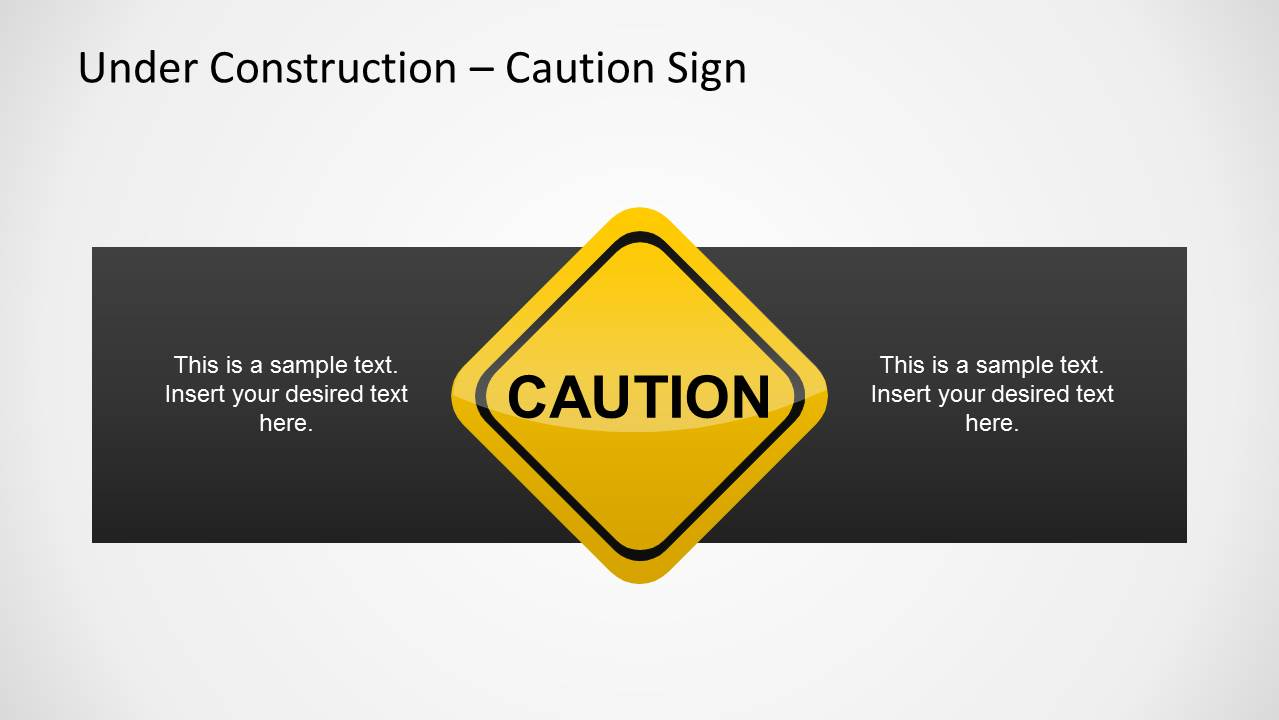 Under construction powerpoint template slidemodel alramifo Images