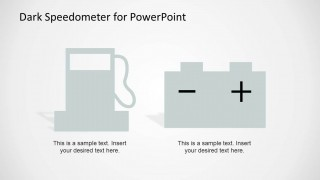 Fuel Dispenser and Battery Shapes for PowerPoint