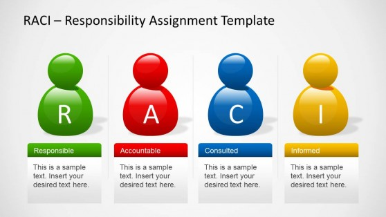 Raci Powerpoint Template Slidemodel
