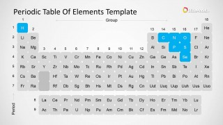 Periodic table of elements powerpoint template slidemodel periodic table of elements powerpoint template is a presentation design template containing a periodic table of elements design created with shapes urtaz Images