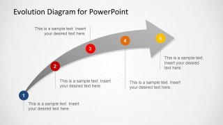 Evolution powerpoint template slidemodel evolution powerpoint template is a presentation design for powerpoint containing useful slides with evolution illustrations and diagrams toneelgroepblik Images