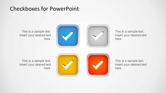 how to add checkbox in powerpoint 2010