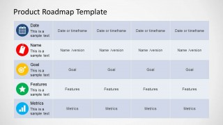 project roadmap templates