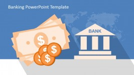 Banking Icons PowerPoint Template