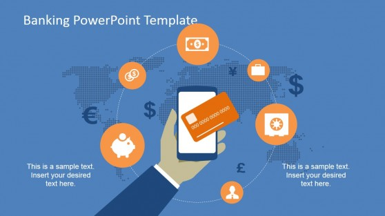 Mobile Payment PowerPoint Template