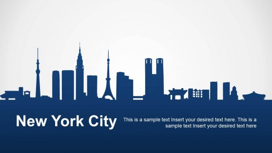 city powerpoint templates, Modern powerpoint