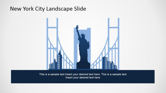 New York City Symbols for PowerPoint