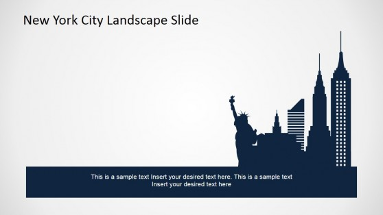 New York City Theme Template for PowerPoint