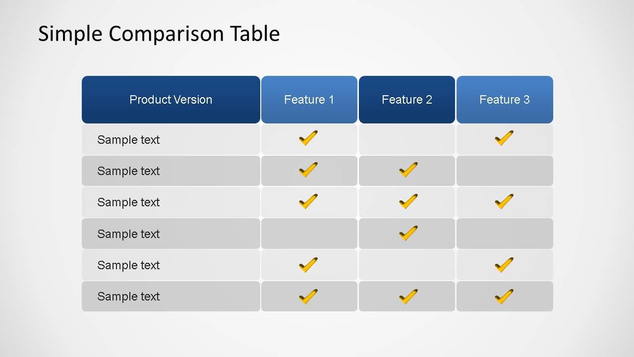 Comparison matrix template also comparison matrix template.