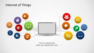 Professional PowerPoint IoT Template
