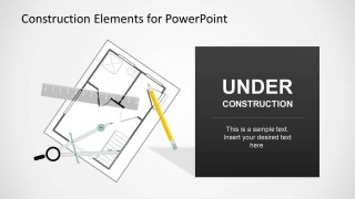 Construction Elements Shapes for PowerPoint