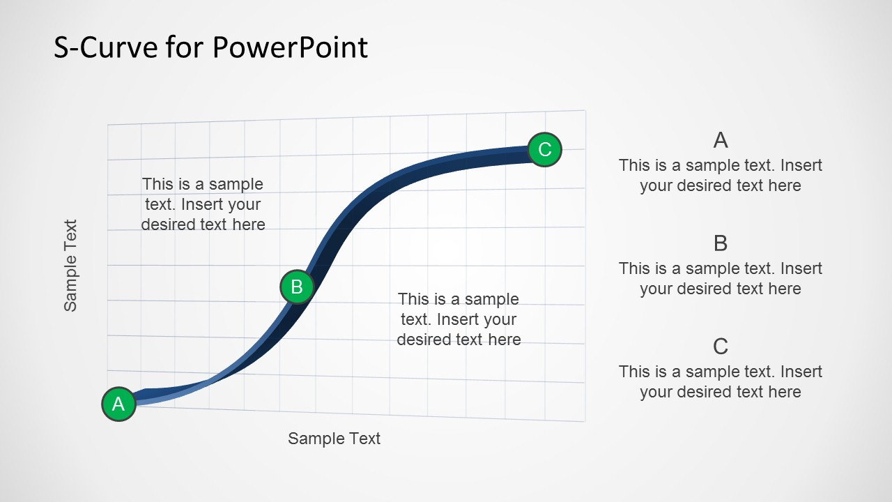 Curves lines powerpoint templates creative s curve template for powerpoint pronofoot35fo Images