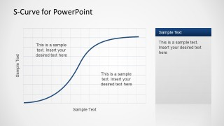 S-Curve Chart for PowerPoint