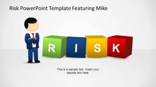 Mike Featuring 3D Risk Banner